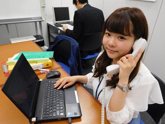 【木場駅徒歩2分】大手銀行のネットバンクに関する問合せ対応・事務★高時給1600円☆働きやすい土日祝休み♪